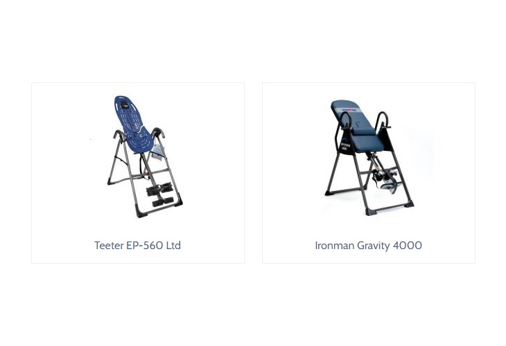 comparing teeter vs ironman