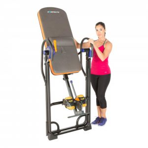 Exerpeutic 975SL 350 lbs Capacity inversion table