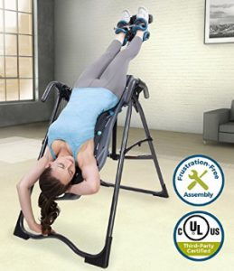fitspine x1 inversion