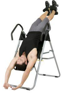inversion table comfort