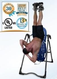 teeter EP-560 exercises