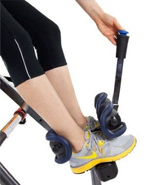 teeter ep 970 Ltd ankle support